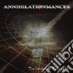 Annihilationmancer - Involution Philosophy cd musicale di Annihilationmancer