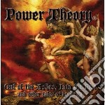 Power Theory - Tales Of Insanity cd musicale di Theory Power