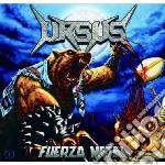 Ursus - Fuerza Metal cd musicale di Ursus