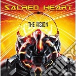 Sacred Heart - Vision cd musicale di Heart Sacred