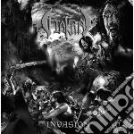 Fiakra - Invasion cd musicale di Fiakra