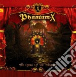 Opera of the phantom cd musicale di X Phantom