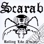 Rolling like thunder cd musicale di Scarab