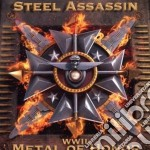 Steel Assassin - Wwii: Metal Of Honor cd musicale di Assassin Steel