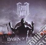 Dawn of fury cd musicale di Hate Chronic
