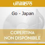 GO - JAPAN cd musicale di FAIR WARNING