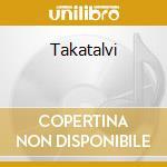 Takatalvi cd musicale di Sonata Arctica