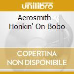 Honkin' on bobo-ltd with harmonica keychain cd musicale di Aerosmith