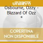 Blizzard of ozzy jpn version cd musicale di Ozzy Osbourn