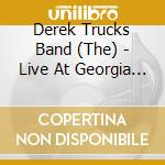 Live at georgia theatre cd musicale di Derek Trucks