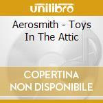Toys in the attic - japan ltd - cd musicale di Aerosmith