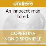 An innocent man ltd ed. cd musicale di Billy Joel
