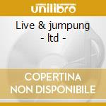 Live & jumpung - ltd - cd musicale di Brothers Chevalier