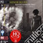 MINOR BLUES                               cd musicale di Barron kelly trio