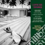 Monty Alexander - Love Me Tender cd musicale di Monty Alexander