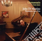 John Di Martino - Lisztmania - Liszt Jazz cd musicale di Di martino john