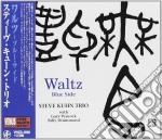 Waltz blue side cd musicale di Steve Kuhn