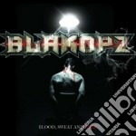 Blakopz - Blood, Sweat And Fear cd musicale di Blakopz