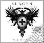 Surgyn - Vanity cd musicale di Surgyn