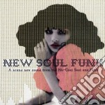 NEW SOUL FUNK                             cd musicale di ARTISTI VARI