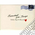 Essential love songs cd musicale di Artisti Vari