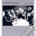 Vintage lounge cd musicale di Artisti Vari