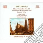 CONCERTI PER PIANOFORTE (INTEGRALE), RON cd musicale di Beethoven ludwig van