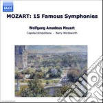 SINFONIE FAMOSE (5 CD): SINFONIA N.25,27 cd musicale di Wolfgang Amadeus Mozart