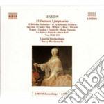 SINFONIE CELEBRI (5 CD): SINFONIA N.44,4 cd musicale di Haydn franz joseph