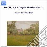 OPERE PER ORGANO (INTEGRALE), VOL.1 cd musicale di Johann Sebastian Bach