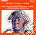 Sonata x quintetto di fiati op.25, pipin cd musicale di Holm