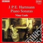 Hartmann Johan Peter Emilius - Sonata Op.34, Sonata In Fa Maggiore, Sonata Op.80 cd musicale