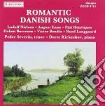 Romantic Danish Songs /dorte Kirkeskov, Pianoforte, Peder Severin, Tenore cd musicale di Miscellanee