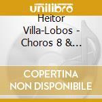 CH¶ROS N.8, N.9 cd musicale di Villa lobos heitor