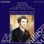SINFONIA, INTERLUDIO, KAMPF UND SIEG cd musicale di Richard Strauss
