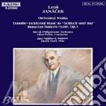 ORCHESTRAL WORKS cd musicale di Leos Janacek