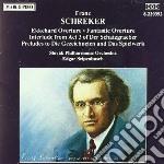 EKKEHARD (OUV), FANTASTIC OUVERTURE, PRE cd musicale di Franz Schreker