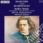 Rubinstein Anton - Ballet Music cd musicale di Anton Rubinstein