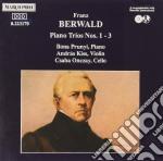 Berwald Franz - Trii Con Pianoforte, Vol.1  - Prunyi Ilona  Pf/andras Kiss, Violino, Csaba Onczay, Violoncello cd musicale di Franz Berwald