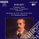Borodin Alexander - Quintetto X Pf, Quintetto X Archi, Sonata X Vlc E Pf cd musicale di Alexander Borodin