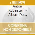 MUSICA X PF VOL.1: ALBUM DE PETERHOF OP. cd musicale di RUBINSTEIN