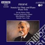 SONATA X FL E PF OP.36, TRIO PER VL, VLC cd musicale di Gabriel PiernÉ