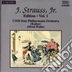 Strauss Johann - Edition Vol. 1: Integrale Delle Opere Orchestrali cd musicale di Johann Strauss