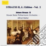 Strauss Johann - Edition Vol. 2: Integrale Delle Opere Orchestrali cd musicale di Johann Strauss