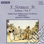 Strauss Johann - Edition Vol. 9: Integrale Delle Opere Orchestrali cd musicale di Johann Strauss