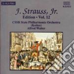 Strauss Johann - Edition Vol.12: Integrale Delle Opere Orchestrali cd musicale di Johann Strauss