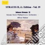 EDITION VOL.19: INTEGRALE DELLE OPERE OR cd musicale di Johann Strauss