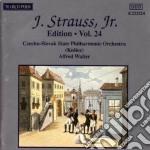 Strauss Johann - Edition Vol.24: Integrale Delle Opere Orchestrali cd musicale di Johann Strauss