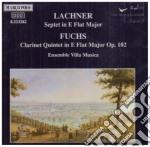 SESTETTO (COMPLETATO DA FRANZ BEYER) cd musicale di Lachner franz paul
