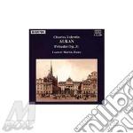Preludi x pf op.31 n.1 > n.25 cd musicale di Alkan